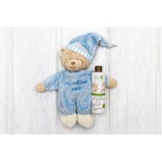 Детский гель-шампунь 2 в 1  БЕЗ СЛЕЗ экстракт череды, экстракт василька, экстракт липы, пантенол  250ml EcoLab