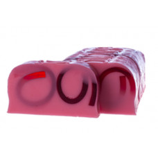 Мыло ручной работы  ВЫСШИЙ СВЕТ  роза, рекомендовано для сухой кожи, хрупких капиллярах, морщинах  100g Savonry